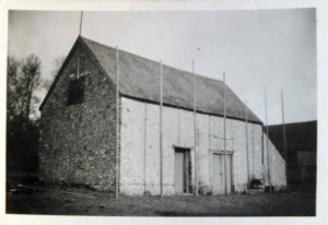 building of church