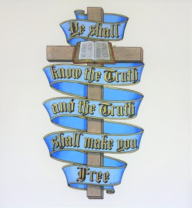 truth mural